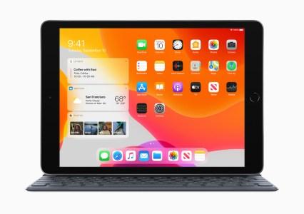 Apple начала продавать новый планшет iPad 7-го поколения с 10,2-дюймовым экраном