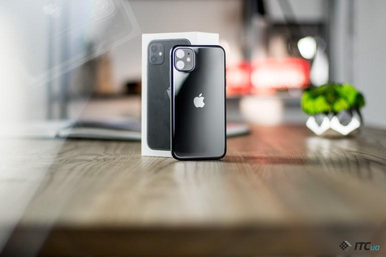 iPhone 11 камеры