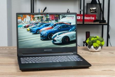 Обзор игрового ноутбука Dream Machines G1660Ti-15UA21