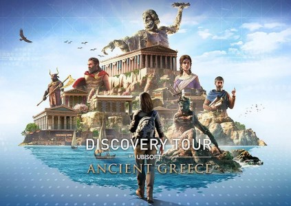 Discovery Tour: Ancient Greece by Ubisoft – финальный аккорд Assassin's Creed Odyssey