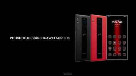 По цене двух Mate 30 Pro. Премиальный Huawei Mate 30 RS Porsche Design с 12 ГБ ОЗУ и 512 ГБ флэш-памяти оценивается в 2095 евро