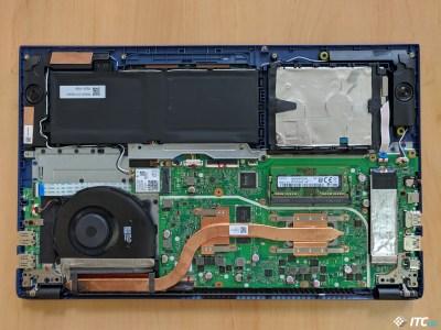 Обзор ноутбука ASUS VivoBook X512FL