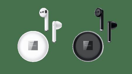 Представлены беспроводные наушники Huawei FreeBuds 3: чип Kirin A1, поддержка Bluetooth 5.1, BT-UHD и активное шумоподавление