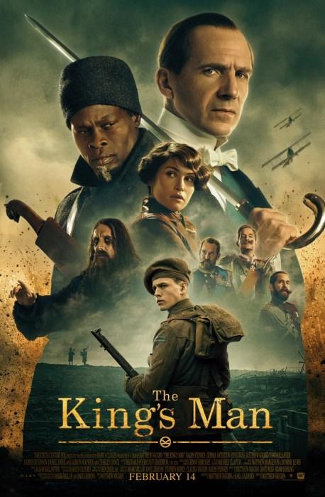 Вышел полноценный трейлер фильма The King's Man / «King's man: Начало», который рассказывает об истоках создания шпионской организации Kingsman