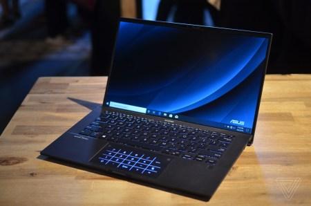 ASUS показала самый лёгкий в мире 14-дюймовый бизнес-ноутбук AsusPro B9
