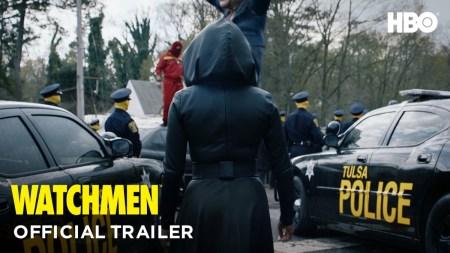 Вышел полноценный трейлер сериала Watchmen / «Хранители» от Деймона Линделофа для канала HBO, премьера состоится 20 октября