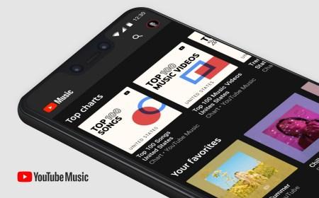 Официально: Google будет предустанавливать приложение YouTube Music на все новые смартфоны под управлением Android 10