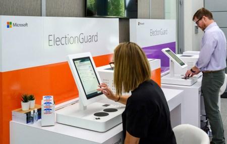 Microsoft открыла доступ к программному обеспечению ElectionGuard для безопасного электронного голосования