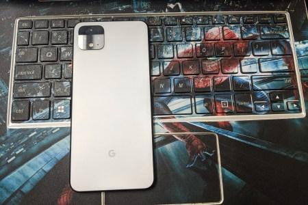 Фотогалерея: два десятка новых фотографий Google Pixel 4 XL, включая снимки экрана с характеристиками