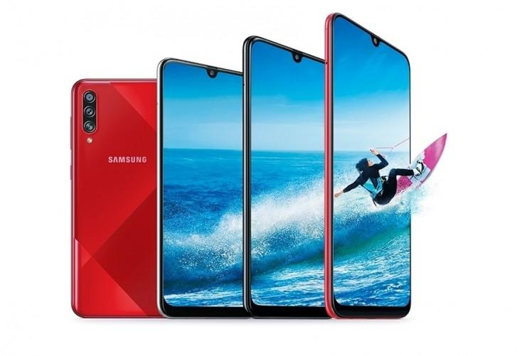 Смартфон Samsung Galaxy A70s представлен: 64-мегапиксельная камера и обновленный дизайн