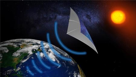 Американские военные заказали разработку спутниковой системы, которая будет передавать энергию из космоса на Землю при помощи радиоволн