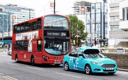 Британский разработчик робомобилей FiveAI анонсировал начало испытаний роботакси на дорогах общего пользования в двух районах Лондона