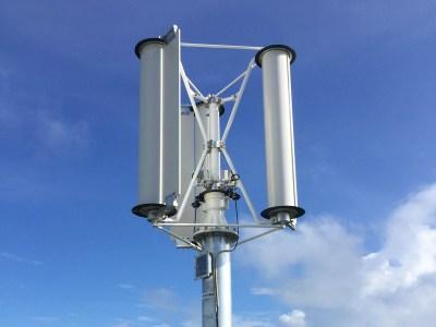 Стартап Challenergy попробует адаптировать ветряки для работы во время тайфунов