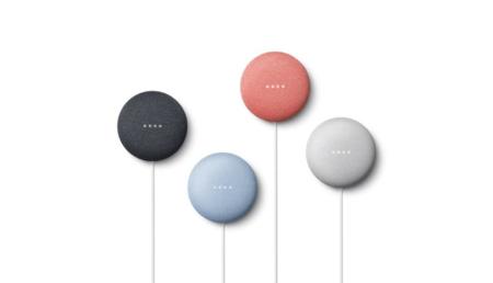 Google представила умную колонку Nest Mini и Wi-Fi Mesh-систему Nest Wifi