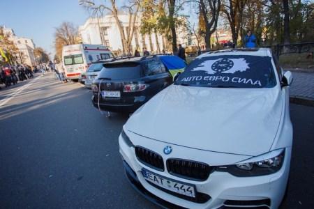 Правительство решило освободить от штрафов владельцев автомобилей на еврономерах до 2020 года
