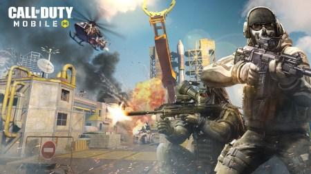Спустя сутки после релиза мобильный шутер Call of Duty: Mobile вышел на первые места в 45 (iOS) и 19 (Android) странах мира, включая Украину