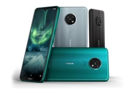 По цене Redmi Note 8 Pro. Смартфон Nokia 7.2 начал продаваться в Украине
