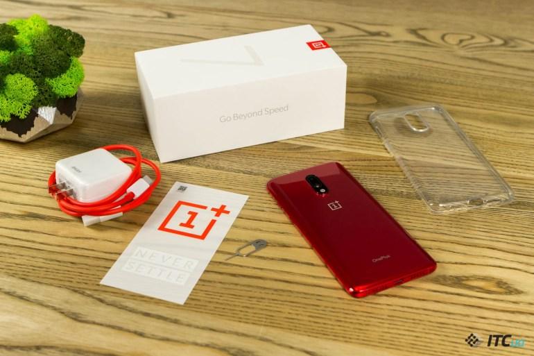 OnePlus 7 комплект