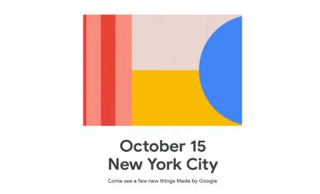 Трансляция презентации Made by Google '19. Ждем новые Pixel 4иPixel 4 XL, хромбук Pixelbook Go, наушники Pixel Buds 2 и Nest Mini [Завершена]