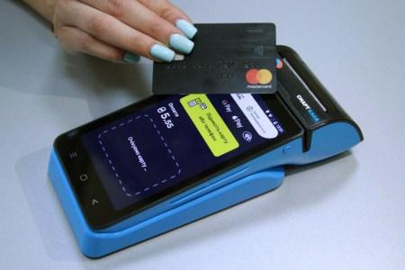 Ukrtrimex, Mastercard и Vodafone представили технологическое решение для торговли «Смарт Каса», объединяющее POS-терминал и кассовый аппарат