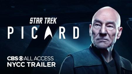 Вышел полноценный трейлер сериала Star Trek: Picard / «Звездный путь: Пикар» с Патриком Стюартом в главной роли, премьера состоится 23 января 2020 года