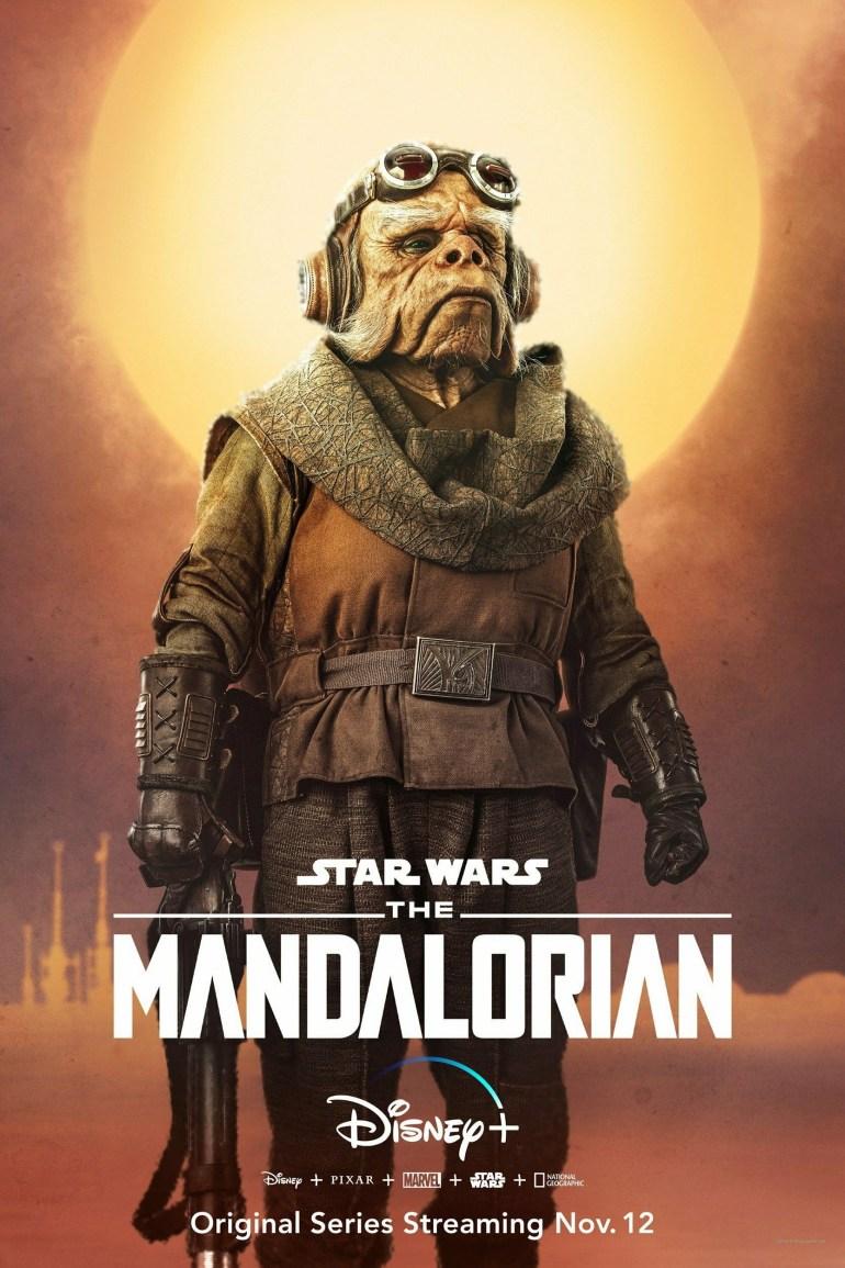 «Мандалорец, покажись. Они уже заждались». Новый трейлер сериала The Mandalorian / «Мандалорец» по вселенной Star Wars [+ персонажные постеры]