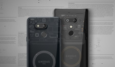 Introduced HTC Exodus 1s - a cheap blockchain smartphone with the ability to launch a full-scale Bitcoin node