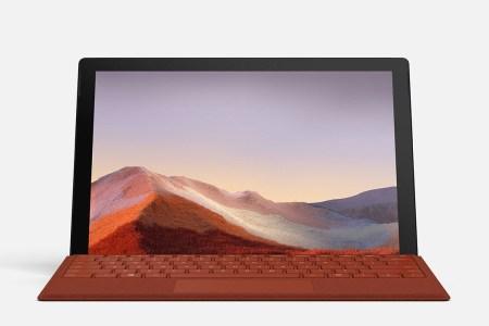 Microsoft анонсировала планшет Surface Pro 7 с долгожданным портом USB-C