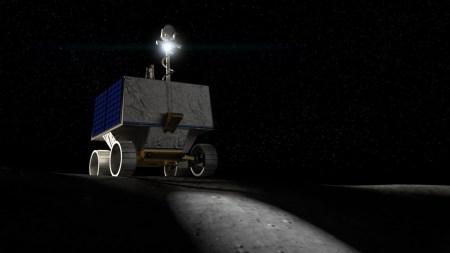 Луноход NASA VIPER займётся поиском водяного льда на Луне