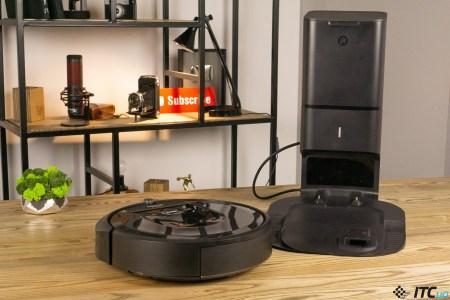 Roomba i7+ — обзор робота-пылесоса от iRobot