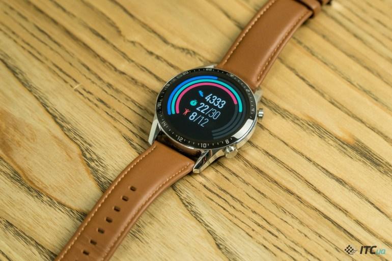 Huawei Watch GT2 дисплей