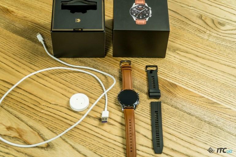 Huawei Watch GT2 комплект