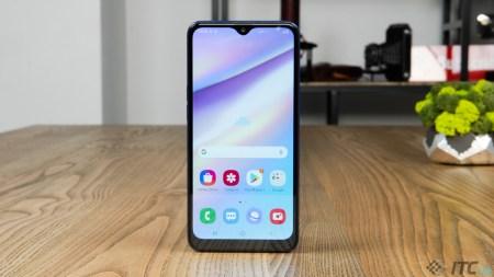 Обзор смартфона Samsung Galaxy A10s