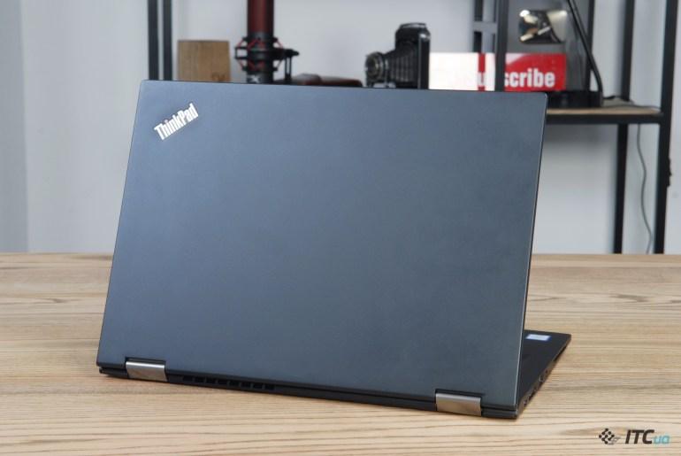 ThinkPad X390 Yoga дизайн