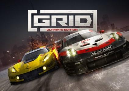GRID (2019): гонка по кругу
