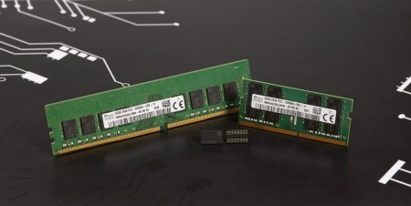 SK hynix разработала более эффективную технологию производства 16-гигабитных чипов DDR4 DRAM