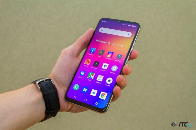 Обзор смартфона Meizu Note 9