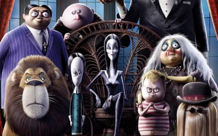Рецензия на мультфильм «Семейка Аддамс» / The Addams Family