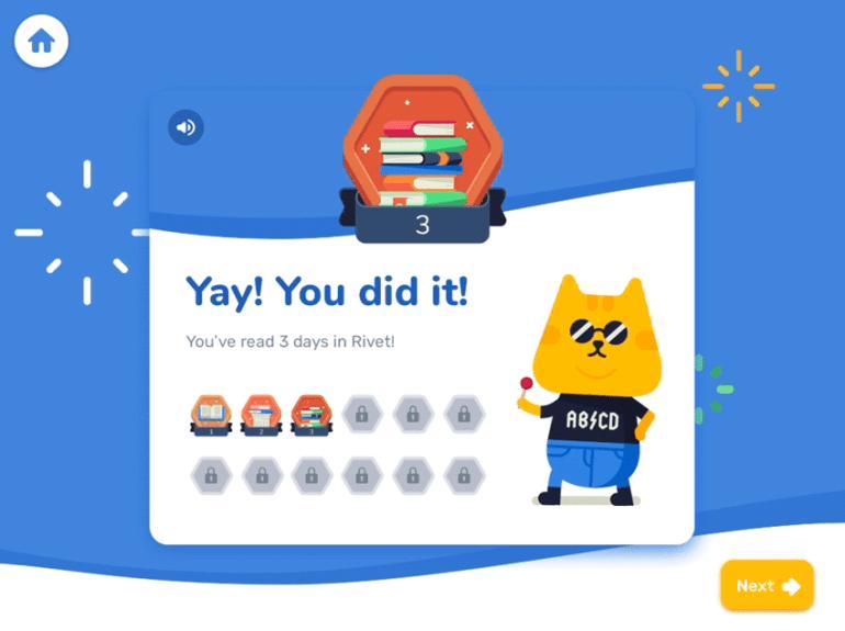 Google запустила приложение Rivet, позволяющее детям практиковаться в чтении на английском языке