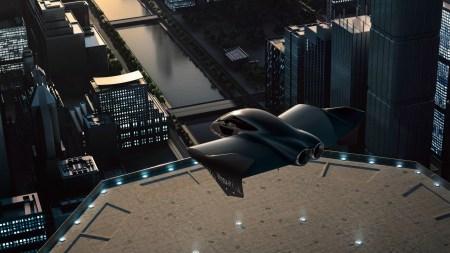 Porsche и Boeing совместно займутся разработкой премиального летающего электрического транспорта с вертикальным взлетом и посадкой