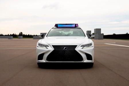 Toyota выпустит беспилотные автомобили на улицы Токио во время летних Олимпийских игр 2020 года