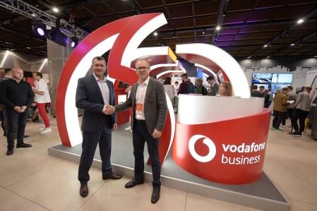 КГГА и Vodafone Украина договорились совместно работать над внедрением проектов Smart City в Киеве