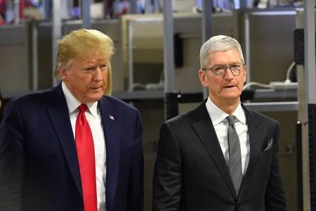 Трамп анонсировал открытие «нового» завода Apple в Техасе. На самом деле предприятие работает с 2013 года и Apple не принадлежит