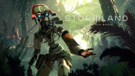 На Oculus Rift и Rift S вышел боевик Stormland от небезызвестных Insomniac Games