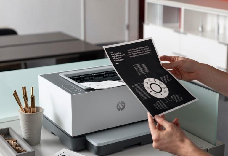 HP Neverstop Laser – печать теперь без картриджа, теперь становится еще доступнее