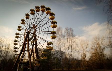 В Чернобыльской зоне отчуждения новый рекорд посещаемости — более 107 тыс. туристов с начала года (80% — иностранцы)
