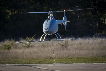 Airbus Helicopters тестирует прототип беспилотного флотского вертолета, разрабатываемого для французских ВМС