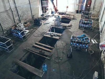Сотрудники львовского подразделения «Укрзалізниці» обустроили майнинговую ферму в одном из помещений - ITC.ua
