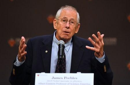 Нобелевский лауреат Джеймс Пиблс: «Не стоит забывать, что теория Большого взрыва — лишь красивое предположение»