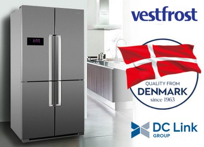 DC Link Group объявляет о начале сотрудничества с брендом Vestfrost